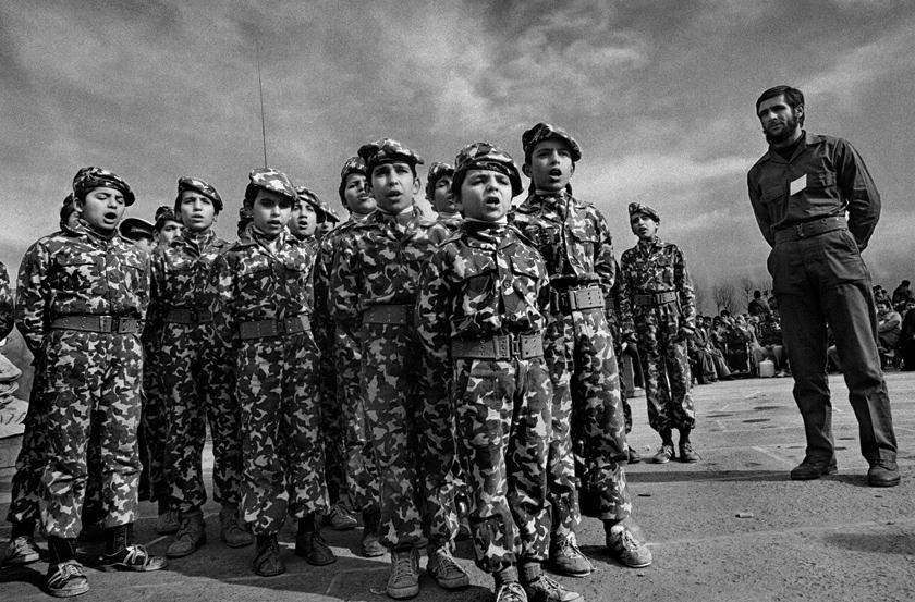 Reza  - Iran, les années zéro